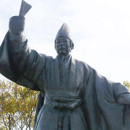 安宅の関 冨樫像