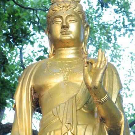 聖観世音菩薩像